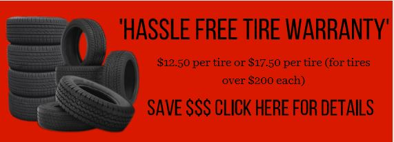 Shop Tires by Vehicle, or Size in NY | Warren Tire Service Center